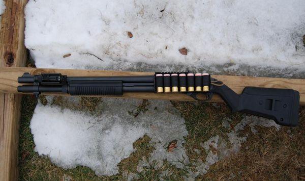 Best remington 870 model home defense