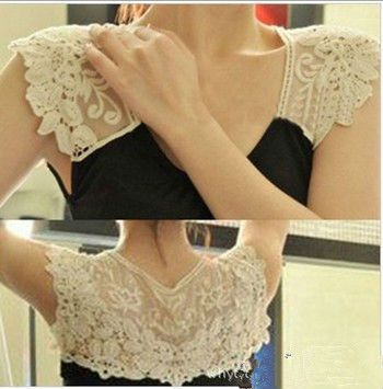 (inspiration for alteration) Cheap tank tops for women, Buy Quality tank top directly from China tank lace Suppliers: Size Information One size fits S and MBust:66-90cmLength:58cmShoulder:44cm1in=2.54cm 1cm=0.39in please