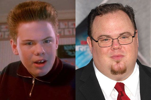 Young Actors Then and Now   Devin Ratray, 'Home Alone' (1990)