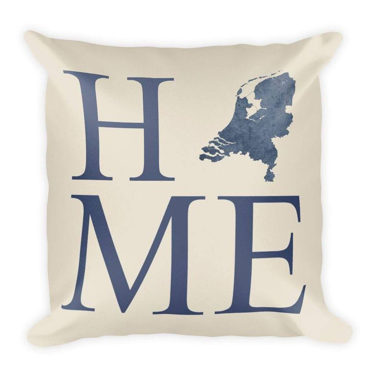 Netherlands Map Of Country%0A Netherlands Map Pillow