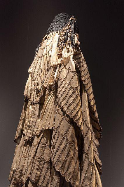 Elizabeth Taylor's Cleopatra Costume by Sebastian Niedlich (Grabthar), via Flickr