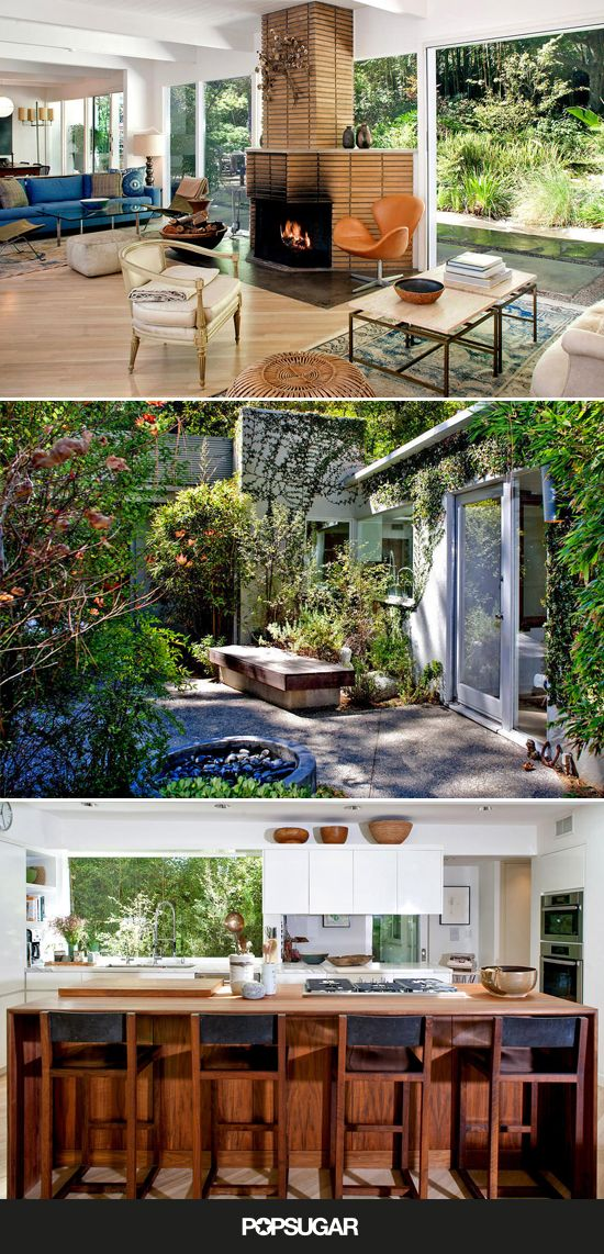 """Jason Bateman's midcentury Hollywood home """"Maeby"""" the best thing you've seen all day. #ArrestedDevelopment"""