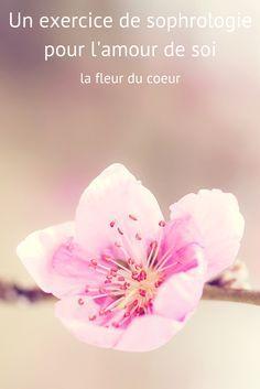 Un exercice de sophrologie pour l'amour de soi : la fleur du coeur - Happy Soul