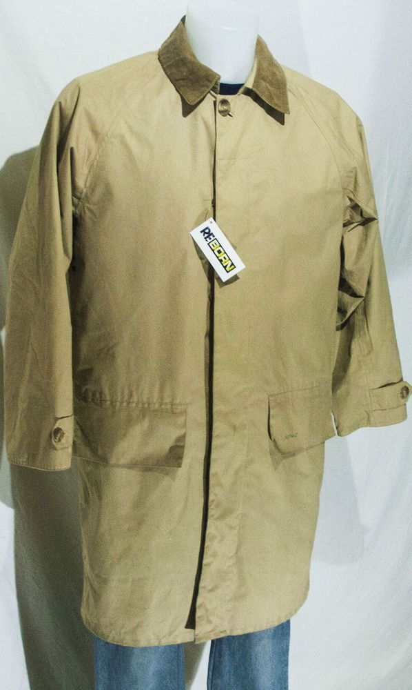 CAPPOTTO BARBOUR DA UOMO TAGLIA S / BARBOUR COAT MAN SIZE S