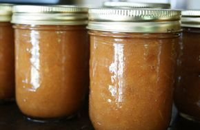 "Crabby Butter! What to do with all those crab apples? Make this ""butter"" it is a little time consuming but well worth the effort to use fruit that would normally be thrown out. thehonestrebel.com"