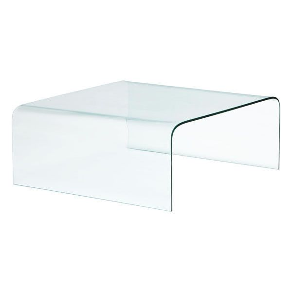 Sojourn Coffee Table Tempered Glass