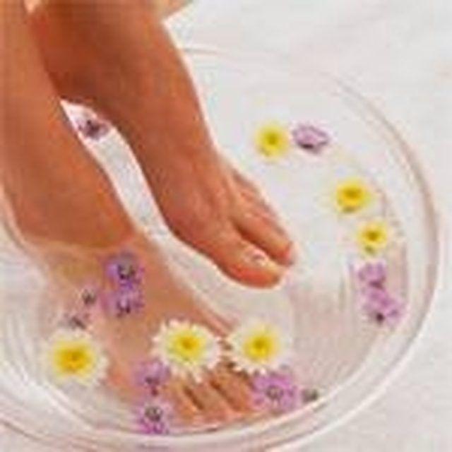 Recipe for Homemade Detox Foot Bath