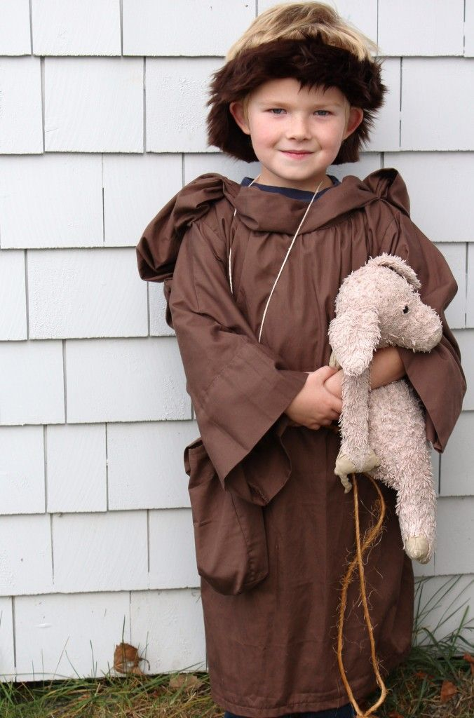 St. Francis costume
