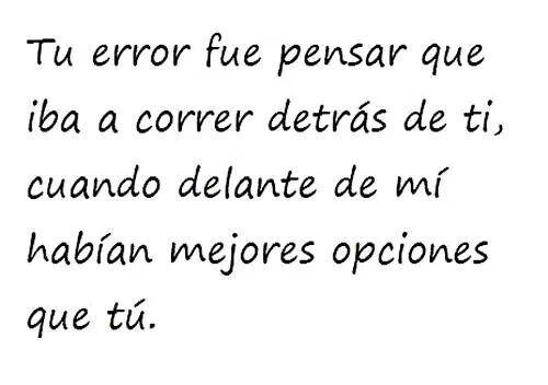 Frases en español #citas