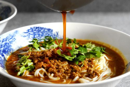 Celebrate Chinese New Year with Spicy Noodle Soup