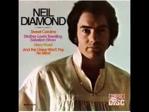 25 Songs, 25 Days. 3) A song that reminds me of my parents.     Sweet Caroline~ Neil Diamond.