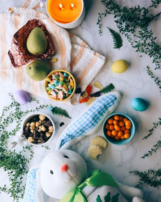 23 best easter baskets images on pinterest easter baskets gift meet the hopper a friendly easter basket filled with so many great treats for the negle Image collections
