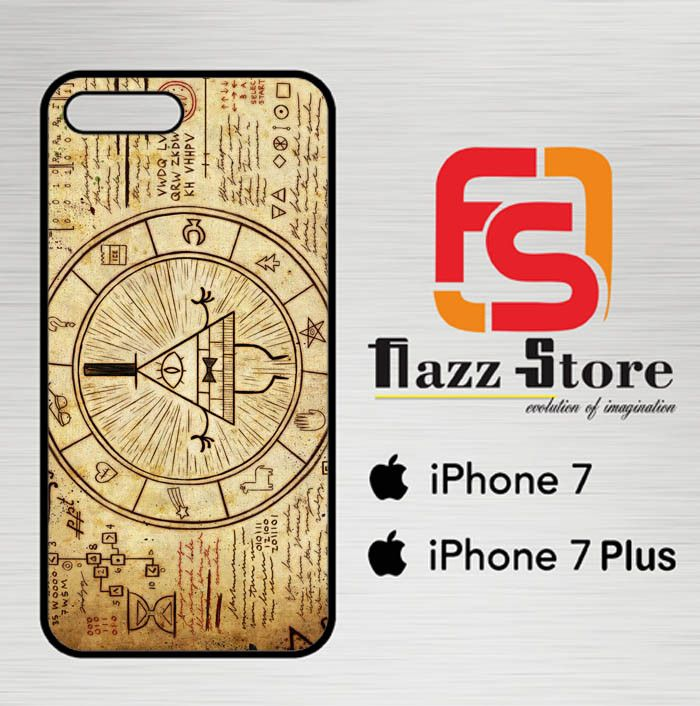 Gravity Falls Wiki X0570 iPhone 7 Plus| 7 Plus Case