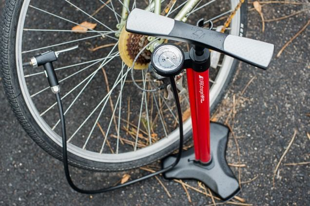 The Best Bike Pump Bike Pump Cool Bikes Bike