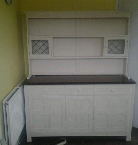 Painted welsh dresser for sale