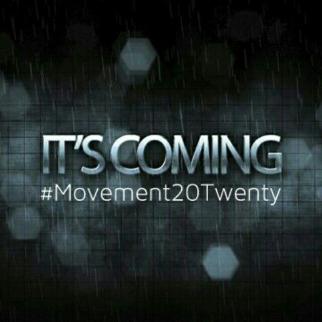 #Movement20Twenty is coming -- Are you ready to live your dream lifestyle? —  feeling excited.