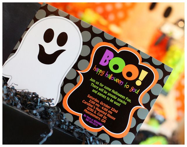"""Photo 1 of 30: Halloween party for kids / Halloween """"Halloween Party"""" 