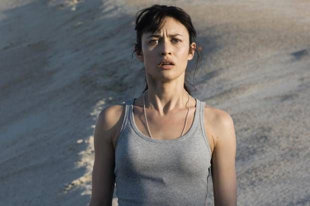"Olga Kurylenko in ""Oblivion"" (Joseph Kosinski, 2013)"