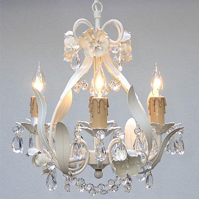 Cute Chandelier For A Small E