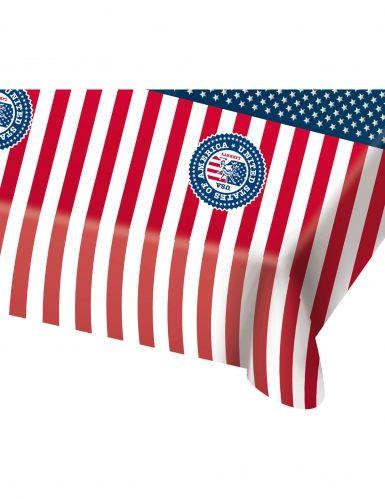 Tovaglia di plastica USA 130 x 180 cm