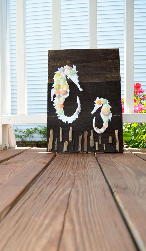 Hey, I found this really awesome Etsy listing at https://www.etsy.com/listing/191145701/rustic-wooden-seahorse-sign-dark-brown