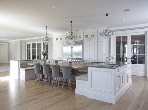 2 level kitchen island ideas #kitchenislandideas in 2019 ...