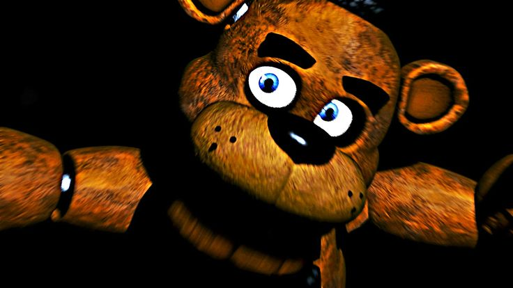 Five Nights At Freddy's Walkthrough Gameplay Part 1 - Nightmare Fuel (Ni...
