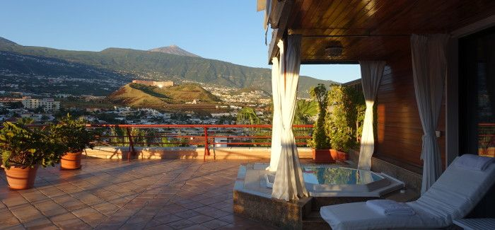 A Luxurious Stay at Hotel Botanico Tenerife