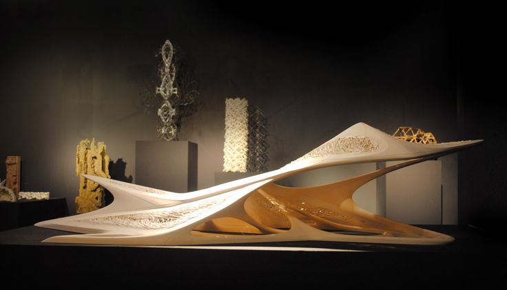 Designer Flawlessly Shapes 3D Printed Architecture with GPU Computing