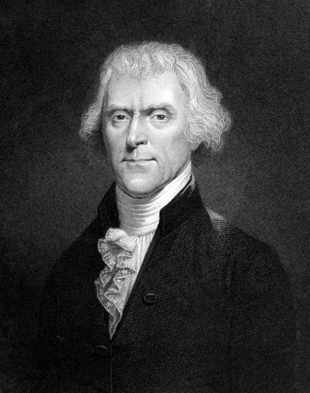 In 1797, despite THOMAS JEFFERSON's previous claims that he was through with politics, the Republicans selected him as their candidate to succeed Washington as president. In those days, candidates did not campaign for office openly, so Jefferson did little more than remain at home on the way to finishing a close second to then-Vice President John Adams in the electoral college, which, by the rules of the time, made THOMAS JEFFERSON the NEW VICE PRESIDENT.