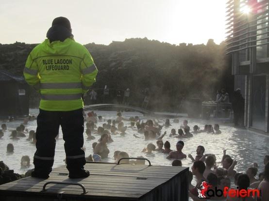 Chillout @ Blaue Lagune. Iceland Airwaves 2012 http://www.abfeiern.com/top-events-weltweit/iceland-airwaves-festival/