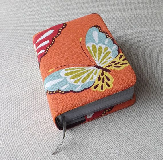 JW Bible Cover NWT 2013-Orange Butterfly by BelloCovers on Etsy