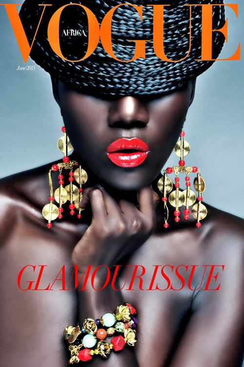 Vogue Africa - June #cover #fashion