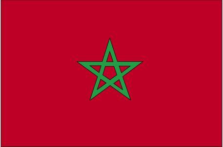 Le Maroc en Afrique du Nord