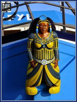 Sur le At-Fyl : Figures de proue - Linternaute.com Mer et Voile