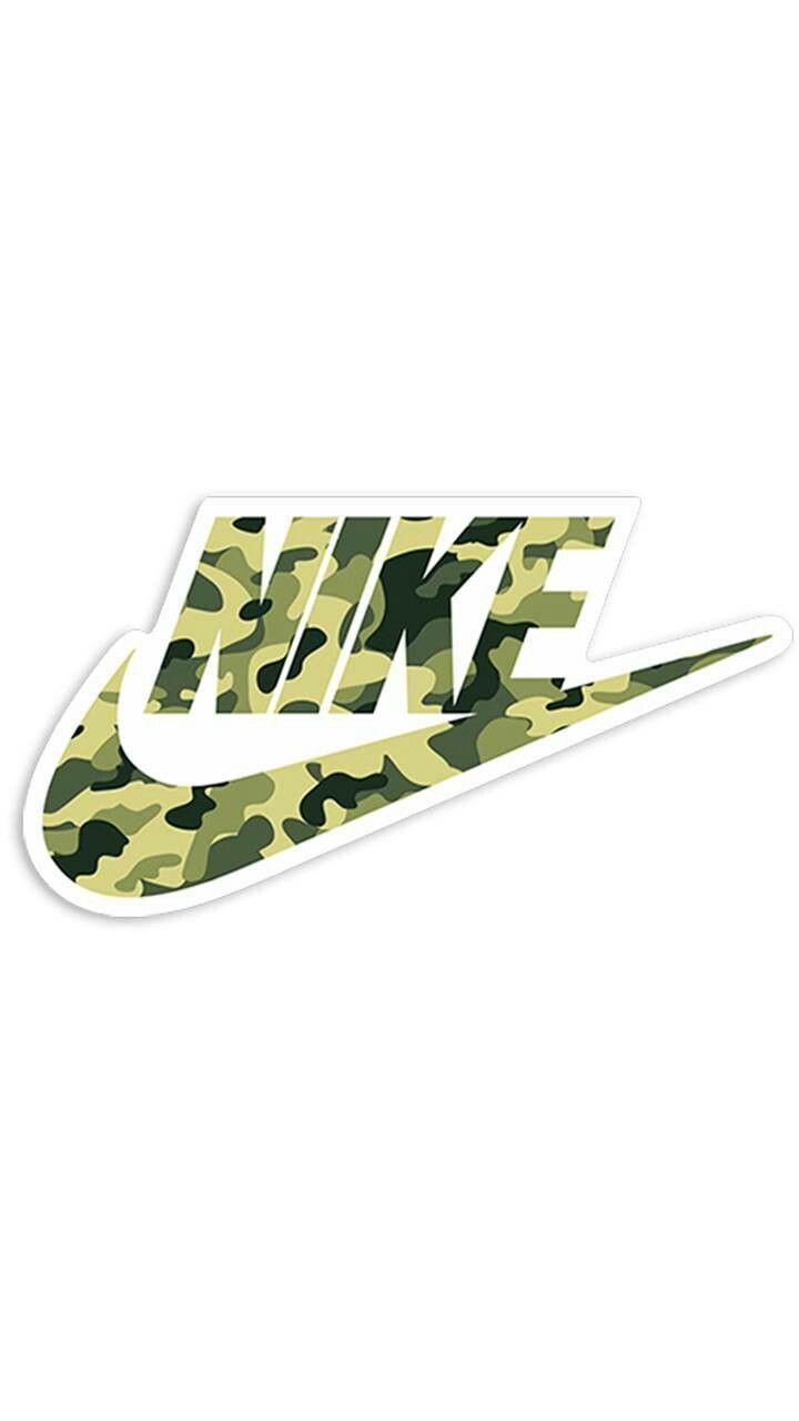 Wallpaper Background Papel De Parede Da Nike Nike Camuflado Imagem De Fundo Para Iphone