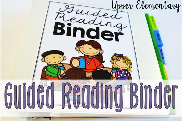 Guided reading has always been a staple in my reading instruction. But, as much as I love guided reading, it is so easy (like scary easy) to have a jumbled mess of lesson plans, running records, and other random forms in piles upon piles at my guided reading table. To combat this, I streamlined my... Read More