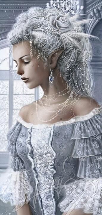 The Ice Queen ~ Jenny Lehmann: