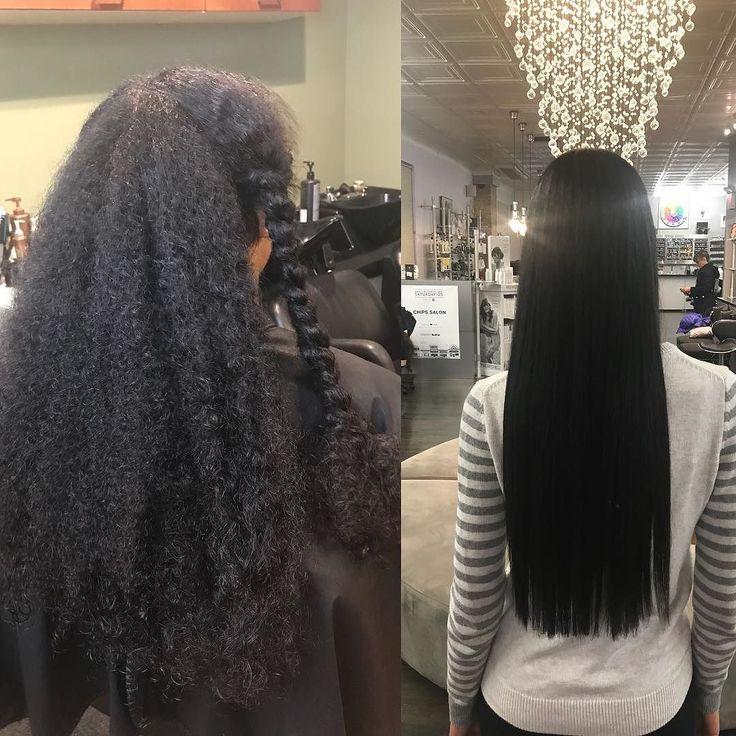 Its Brazilian Blowout time a life saver for Issabella! #brazilianblowout  #curlyhair #Americansalon #hairbraine  #Beautylaunchpad
