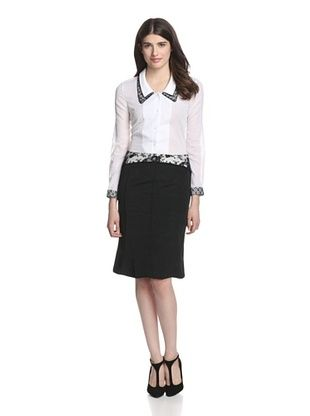 -43,800% OFF Thom Browne Women's Tulip Skirt (Black)