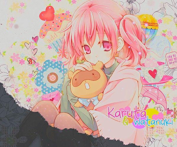 Karuta & Watanuki