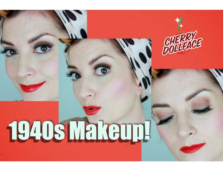 Best 25+ 1940s makeup tutorial ideas on Pinterest | 1940s ...