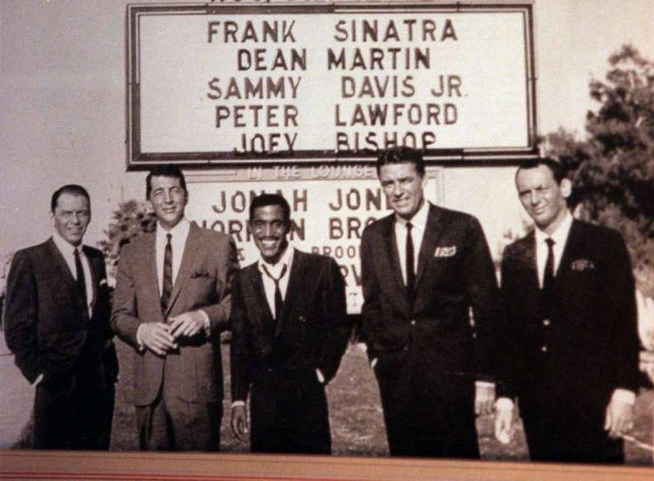 "The legendary Rat Pack crime caper ""Ocean's starring Frank Sinatra, Dean Martin, Sammy Davis Jr., Peter Lawford and Joey Bishop, opened in"
