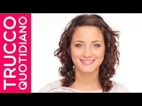▶ Make-up quotidiano facile e veloce | Marta Make-up Artist | Video Tutorial di Trucco - YouTube