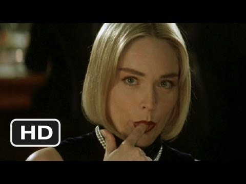 Sliver Movie Clip - watch all clips http://j.mp/yPFnuT click to subscribe http://j.mp/sNDUs5  Carly (Sharon Stone) and Zeke (William Baldwin) engage in a strange, flirtatious game while out to dinner.  TM & © Paramount (2012) Cast: Sharon Stone, William Baldwin, Mark Bramhall, Arthur Eckdahl, Patricia Allison Director: Phillip Noyce MOVIECLIPS Y...