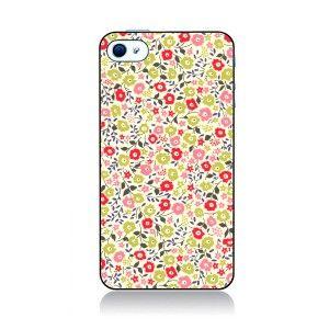 Coque Liberty … Fleurs pour iPhone 4 et 4S