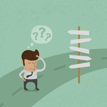 E' la decisione giusta? http://storiedicoaching.com/2013/07/23/processo-decisionale-sicurezza/ #decisione #coaching #scelta #direzione