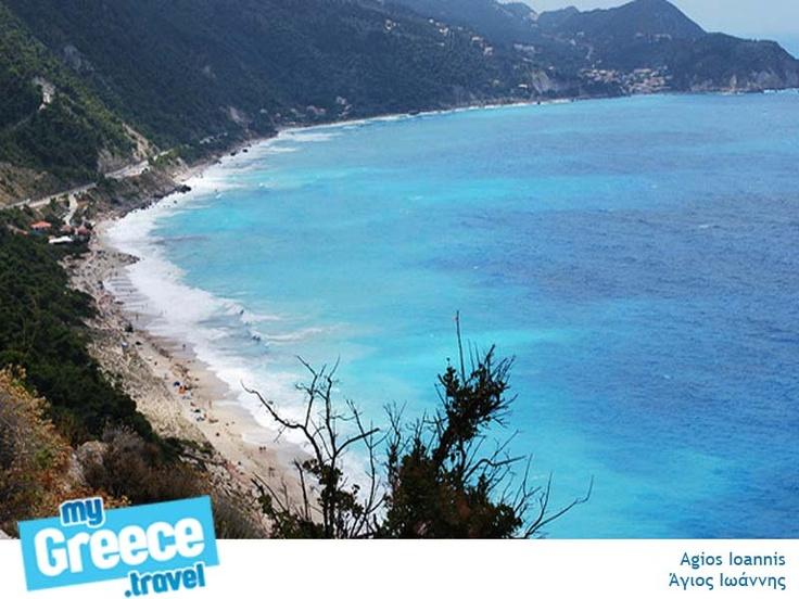 Agios Ioannis, www.lefkada-tours.gr