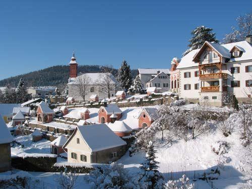 St. Radegund, Kalvarienberg, Kreuzweg (Braunau am Inn) Oberösterreich AUT