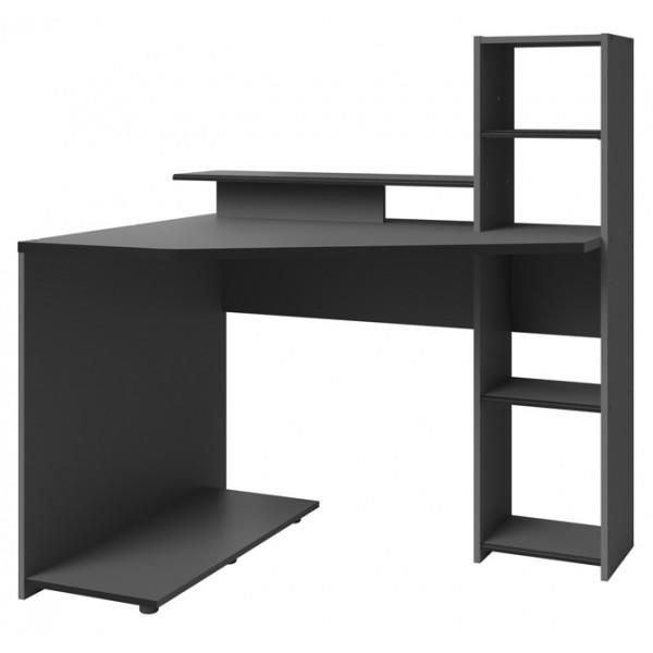 Parisot Setup Gaming Desk Workstation In 2020 Gaming Desk Black Decor Desk